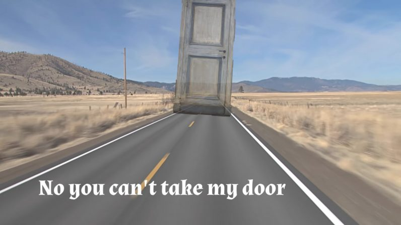 'You Can't Take My Door' is both country music and AI's greatest achievement