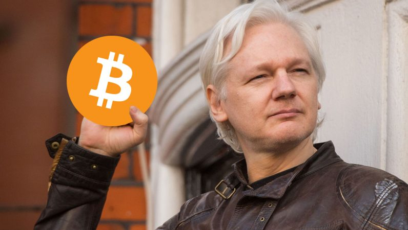 Assange arrest leads Bitcoiners to donate over $30,000 to WikiLeaks in 6 days