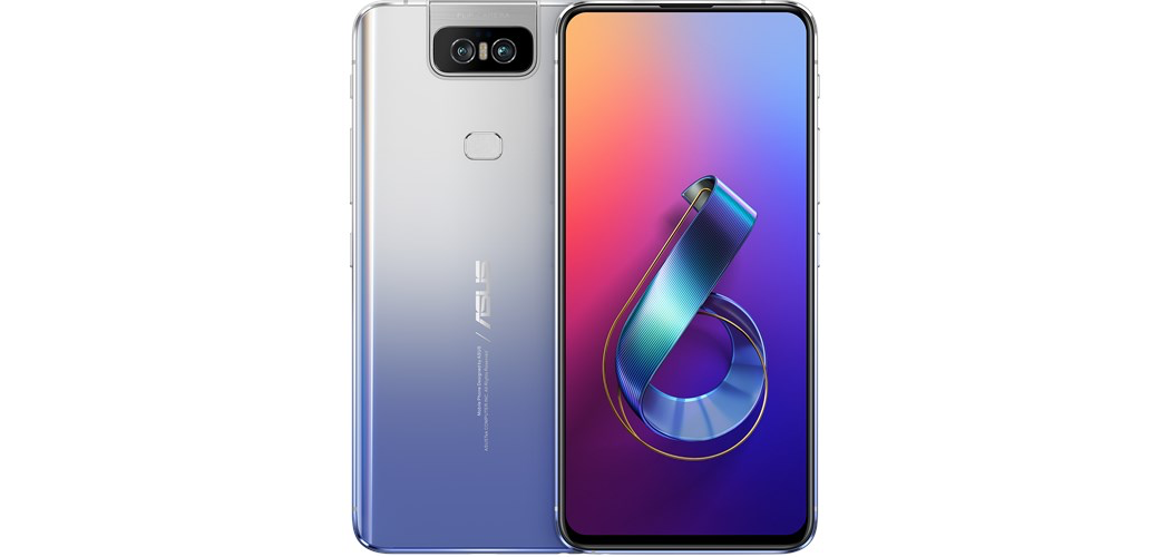 Asus' new Zenfone 6 has a flip-up camera and a 5,000mAh battery