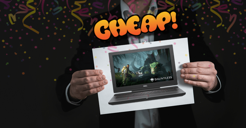 CHEAP: Tickle your gaming senses with Dell's G5 laptop at $599 ($350 off)