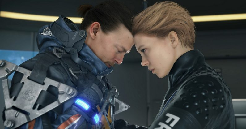 Sony announces Death Stranding release date in bizarre Twitch stream