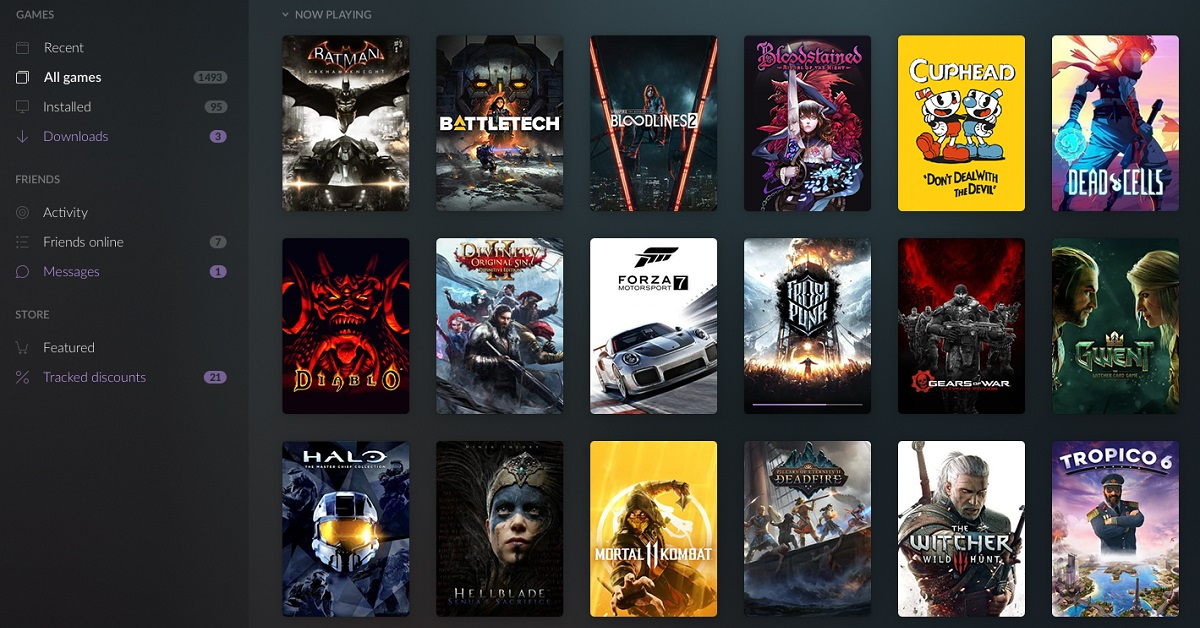 GOG, of all companies, wants to patch the fractured gaming community