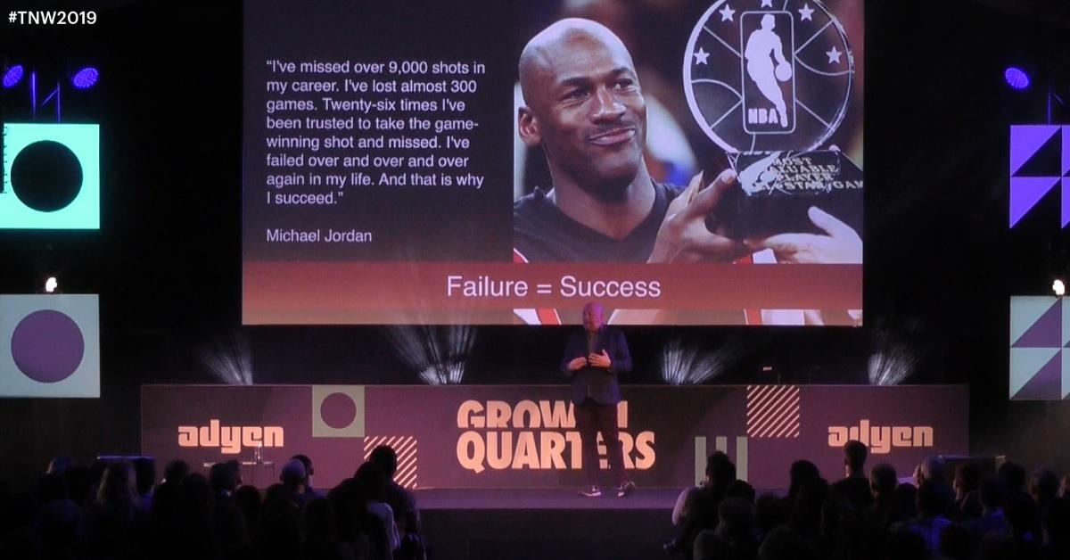 'Failosophy' author on why failure leads to success