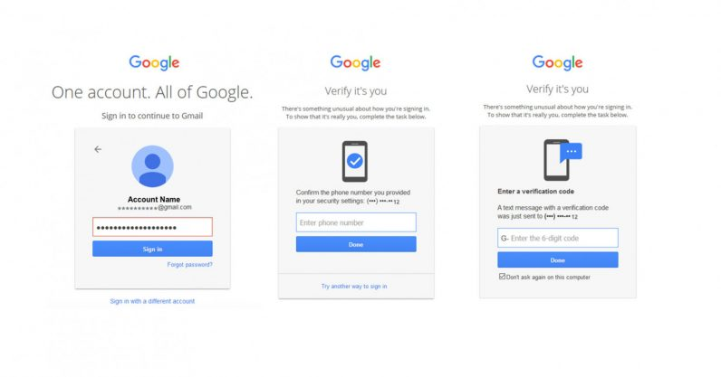 Google data shows 2-factor authentication blocks 100% of automated bot hacks