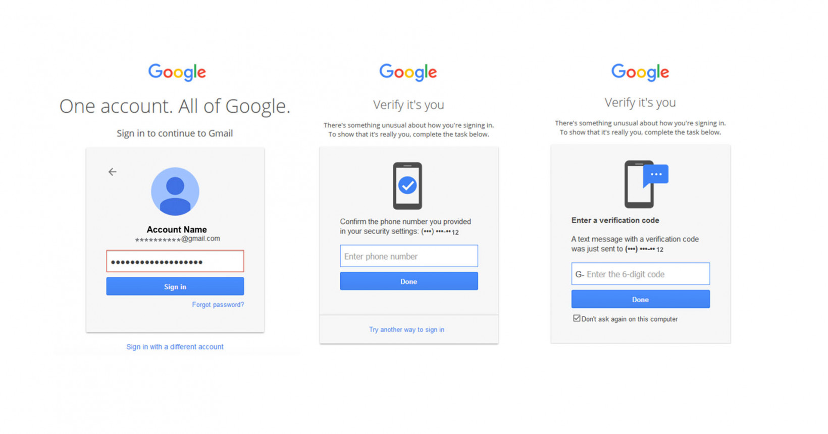 Google data shows 2-step verification blocks 100% percent of bots