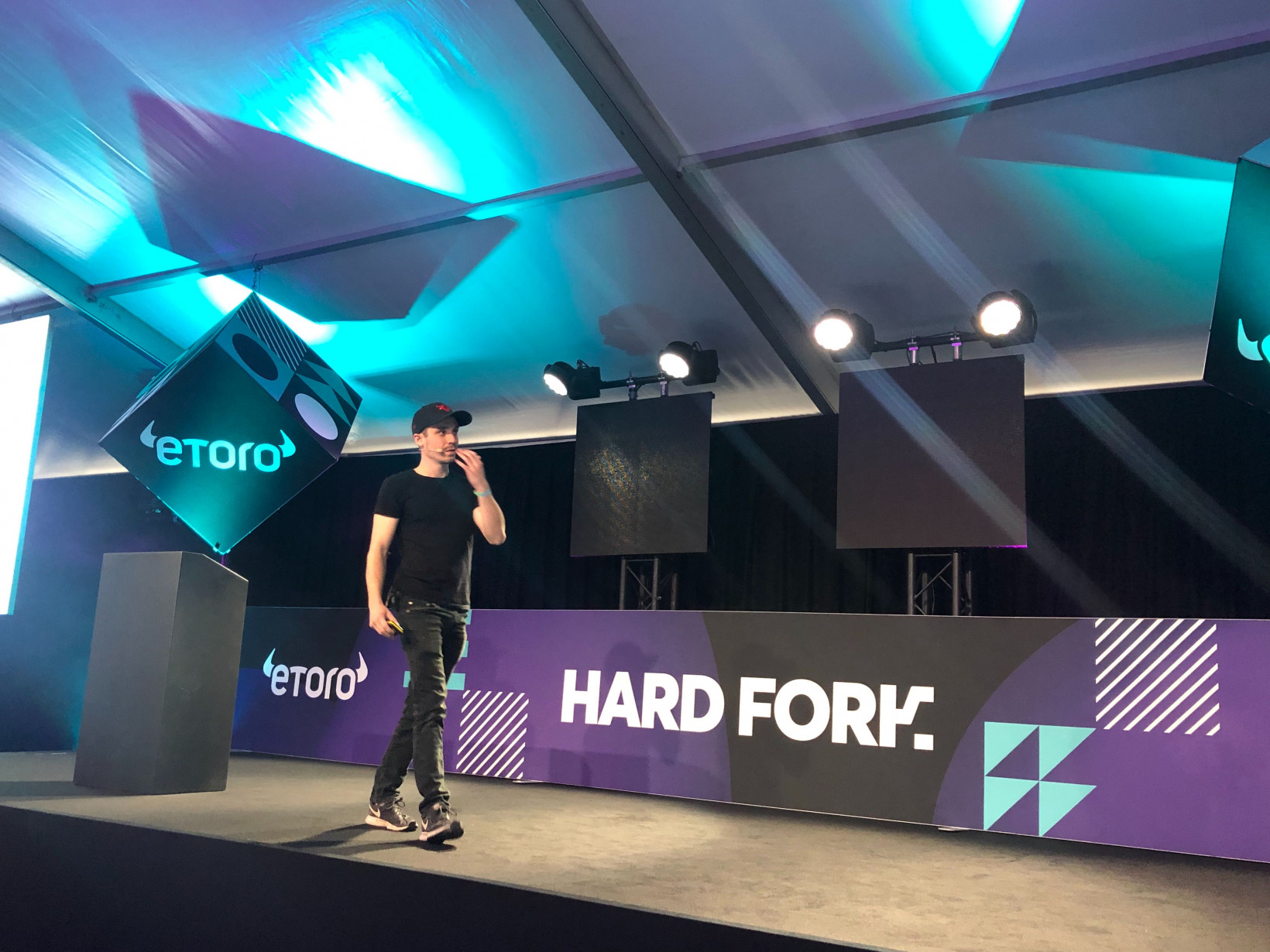 Francis Pouliot separates Bitcoin from blockchain
