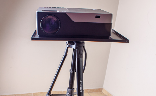 Review: Vankyo's V600 is an inexpensive 1080p projector you