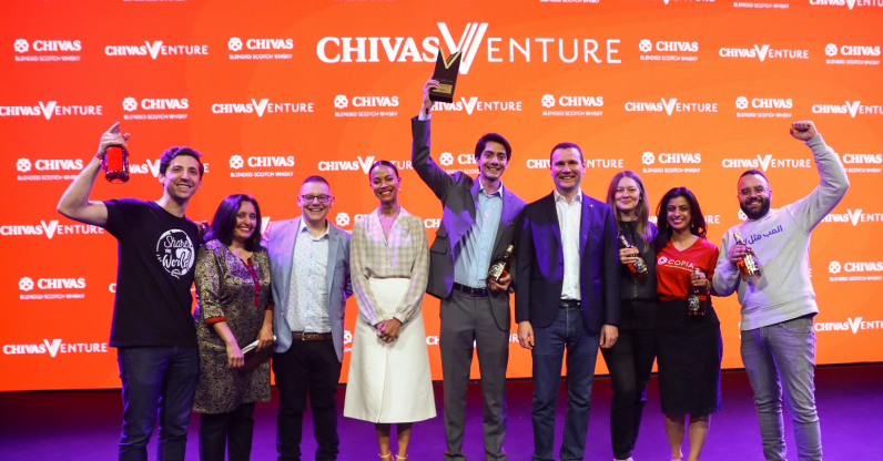 And the winner of the Chivas Venture Global Final is…