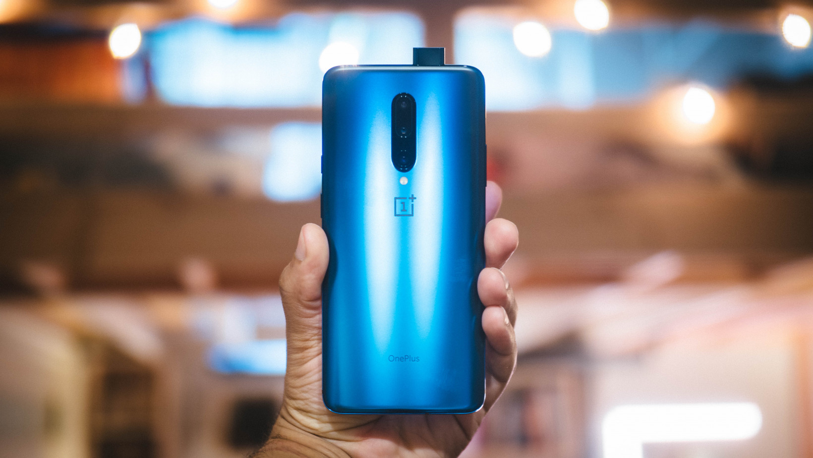 First Impressions: The OnePlus 7 Pro doesn't hold back
