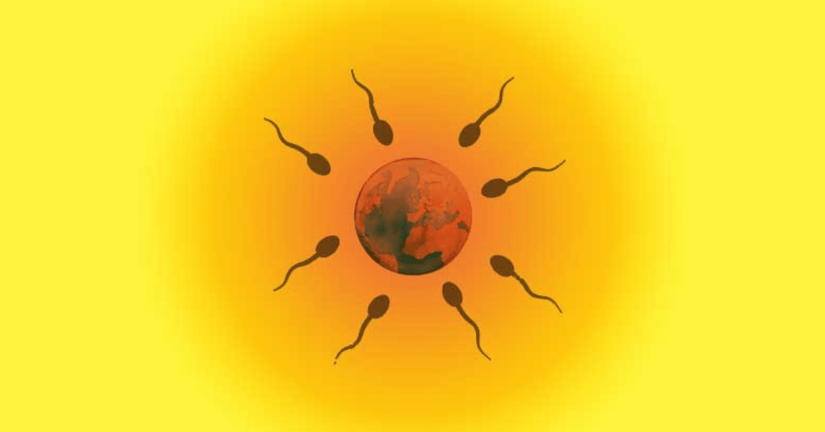Research reveals surprising relationship between climate change and fertility rate
