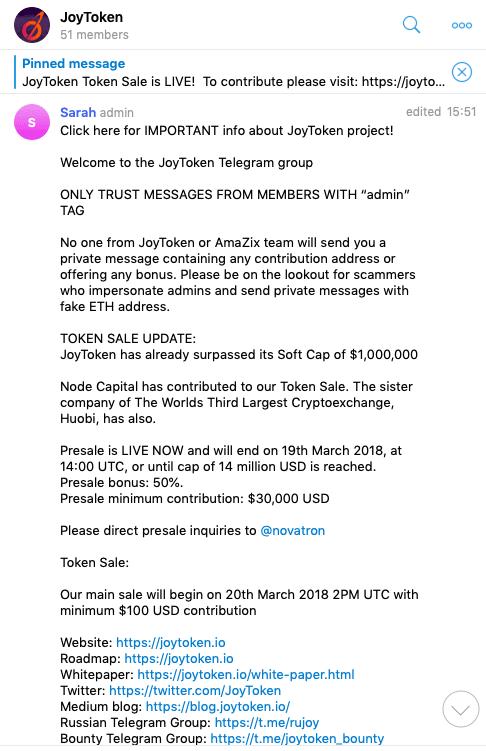 Blockchain startups RepuX and JoyToken pull exit scam after raising $8M