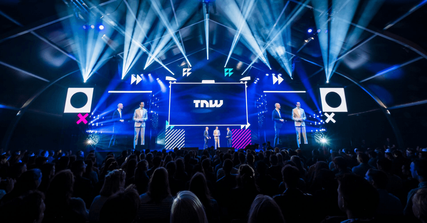TNW Conference 2019 - Cover