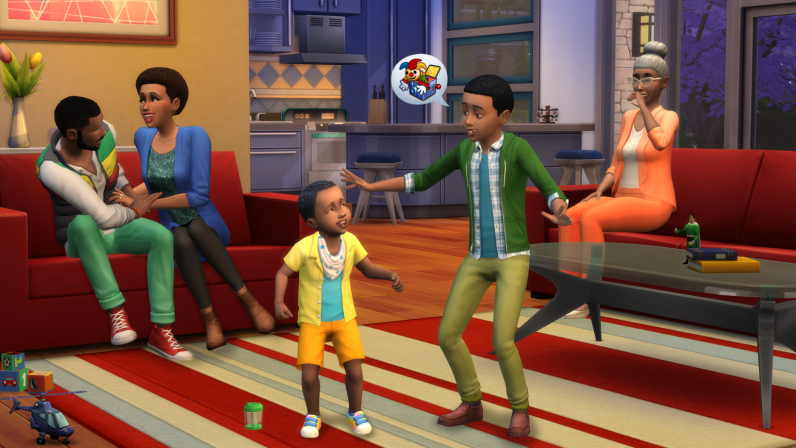 You can download the Sims 4 for free this week