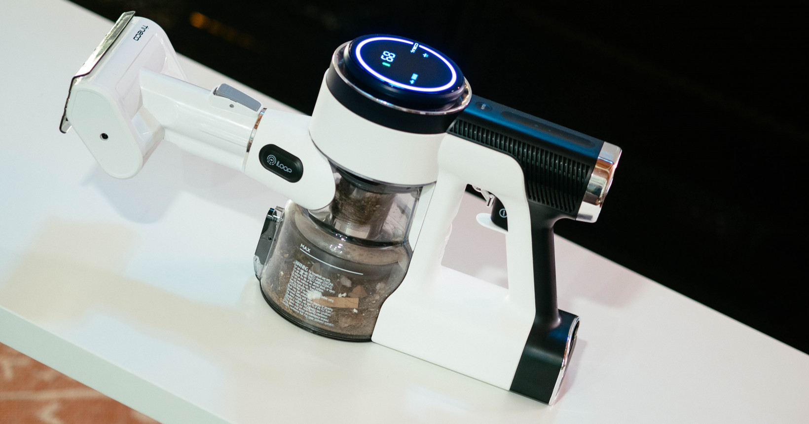 Tineco's new smart vacuum should make you reconsider that Dyson