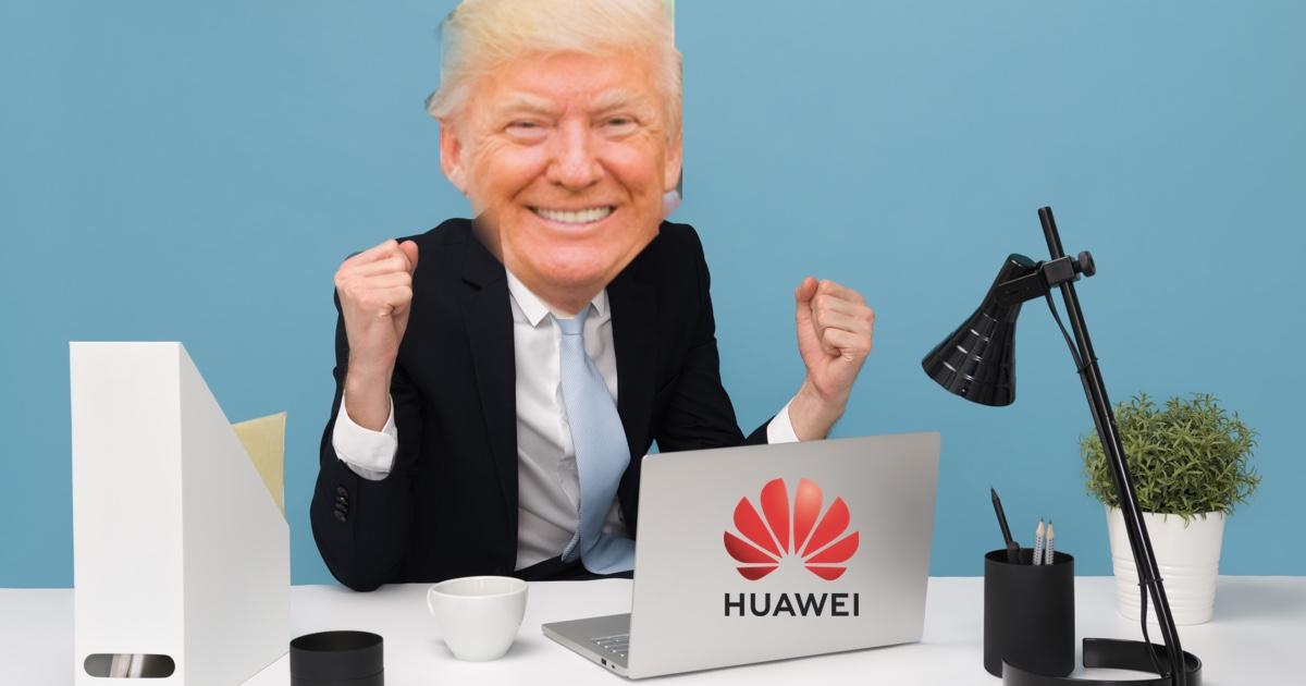 Trump delays Huawei ban by 90 days