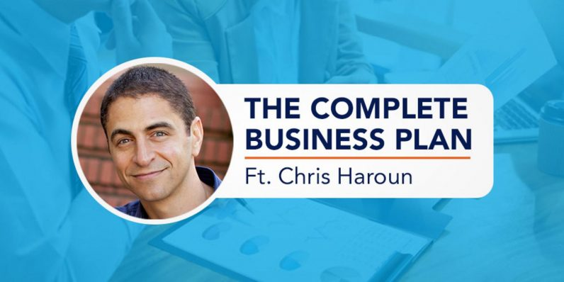 This business school prof is sharing his business plan course for just $14
