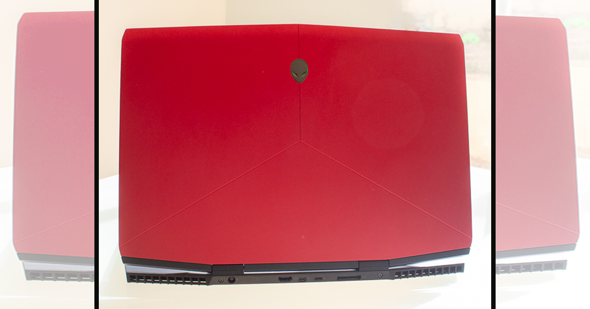 Review: Alienware's m17 is a lean mean gaming machine with a nice-sized screen
