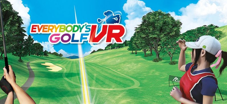 Review: Everybody's Golf VR (nearly) aces it