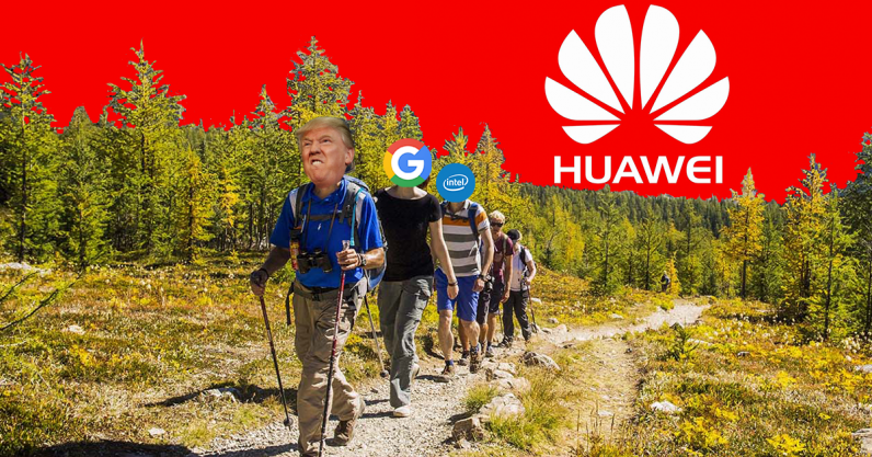 Im walking Huawei: here are 4 great Android phones you can buy instead