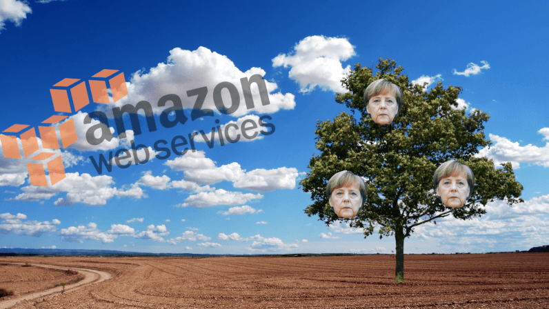 mekle, cryptocurrency, tree, amazon, aws, patent, filing, success, blockchain, proof of work