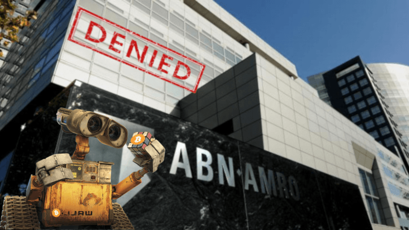 Dutch bank ABN AMRO ditches its Bitcoin wallet because it's 'too risky'