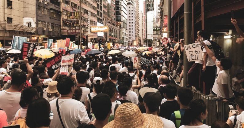 Telegram CEO: China disrupted the app to sabotage Hong Kong protesters