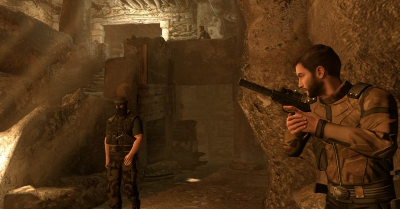 Spy thriller game Alpha Protocol mysteriously vanishes from Steam