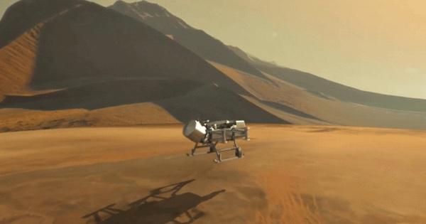 NASA is prepping a 2026 mission to Titan to find the origins of life