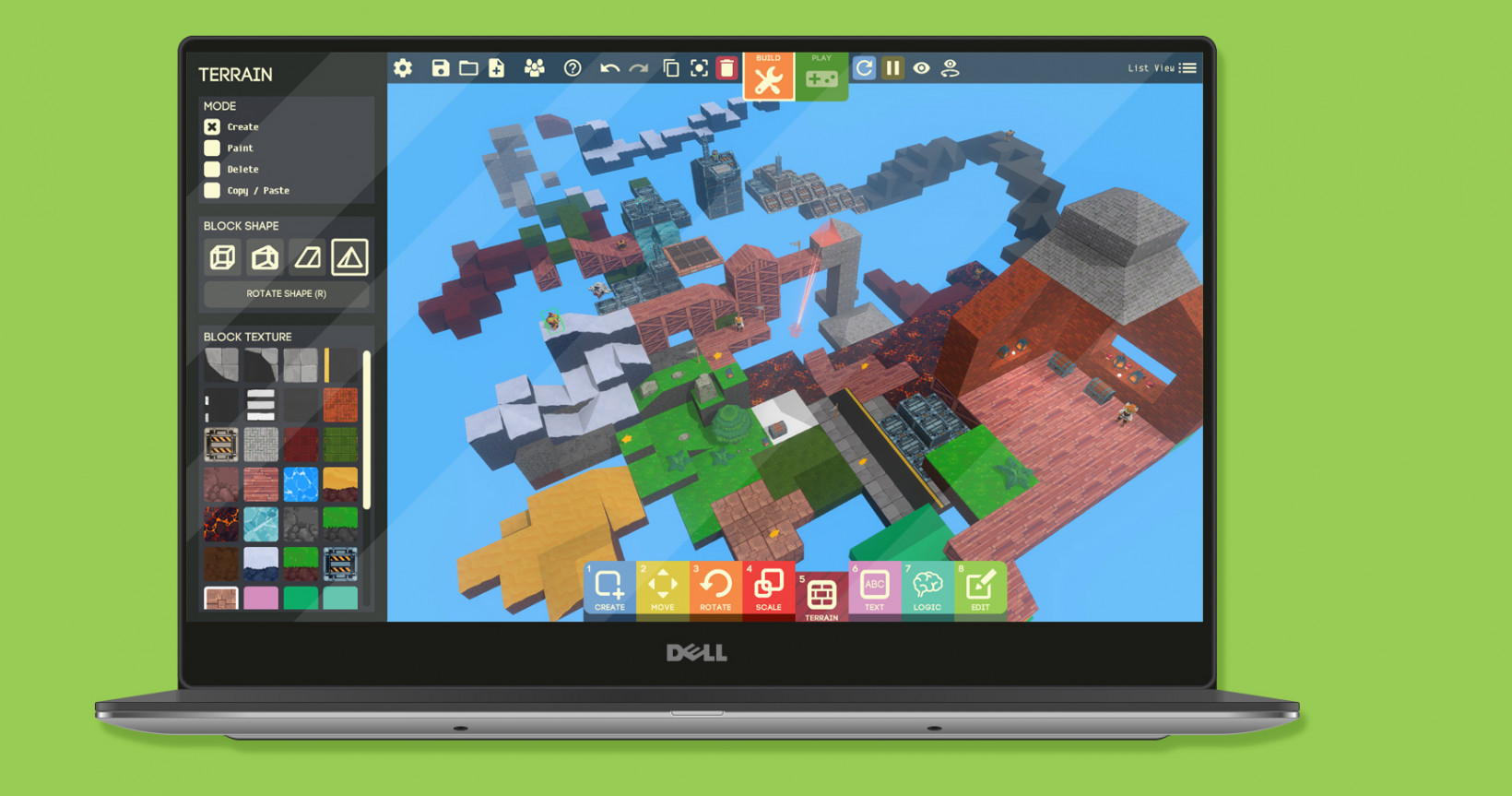 Google's Game Builder lets you create 3D titles without coding — for free!