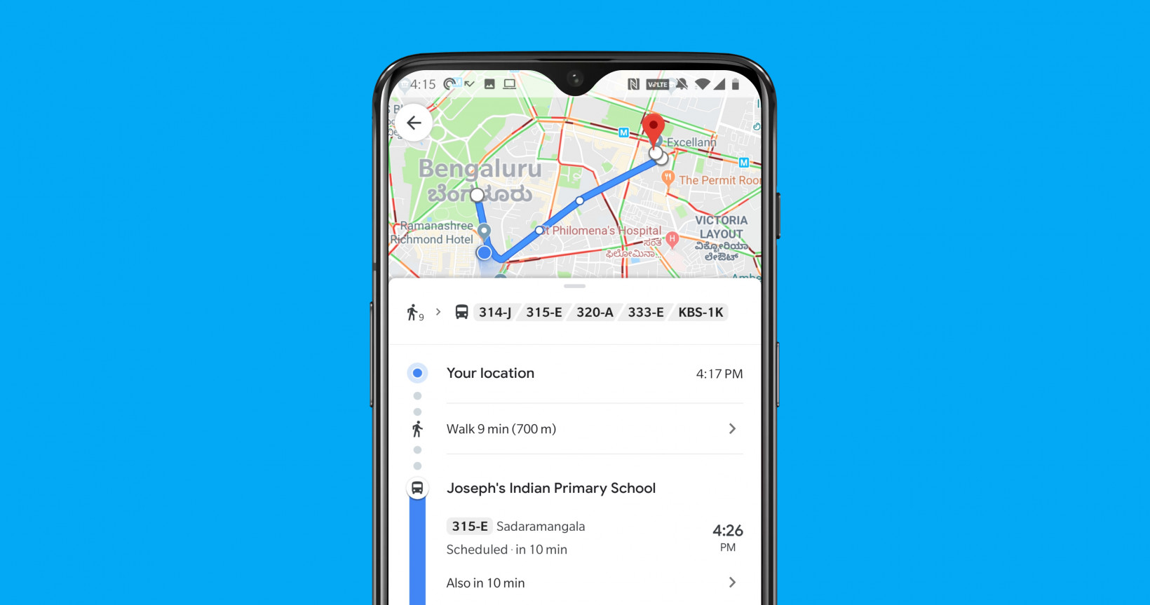 Google Maps' new features for India just made my commute a ... on goolge maps, googlr maps, stanford university maps, android maps, amazon fire phone maps, aerial maps, road map usa states maps, ipad maps, gppgle maps, iphone maps, googie maps, gogole maps, aeronautical maps, topographic maps, online maps, microsoft maps, search maps, waze maps, msn maps, bing maps,