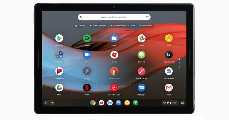 Pleasing Google Will No Longer Make Tablets But Chrome Os Lives On Beutiful Home Inspiration Semekurdistantinfo