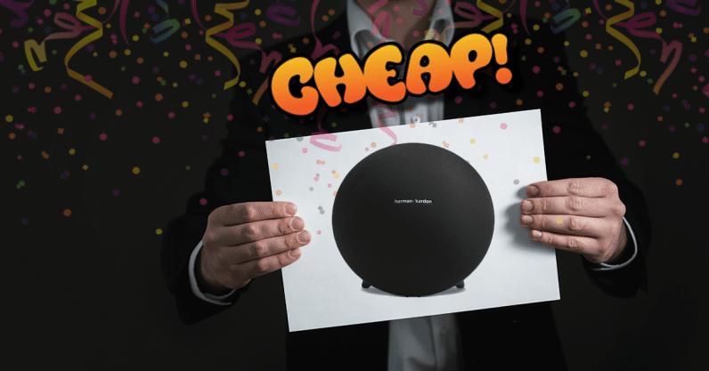 CHEAP: $270 off Harman Kardon's Onyx 4 speaker sounds like a sweet deal