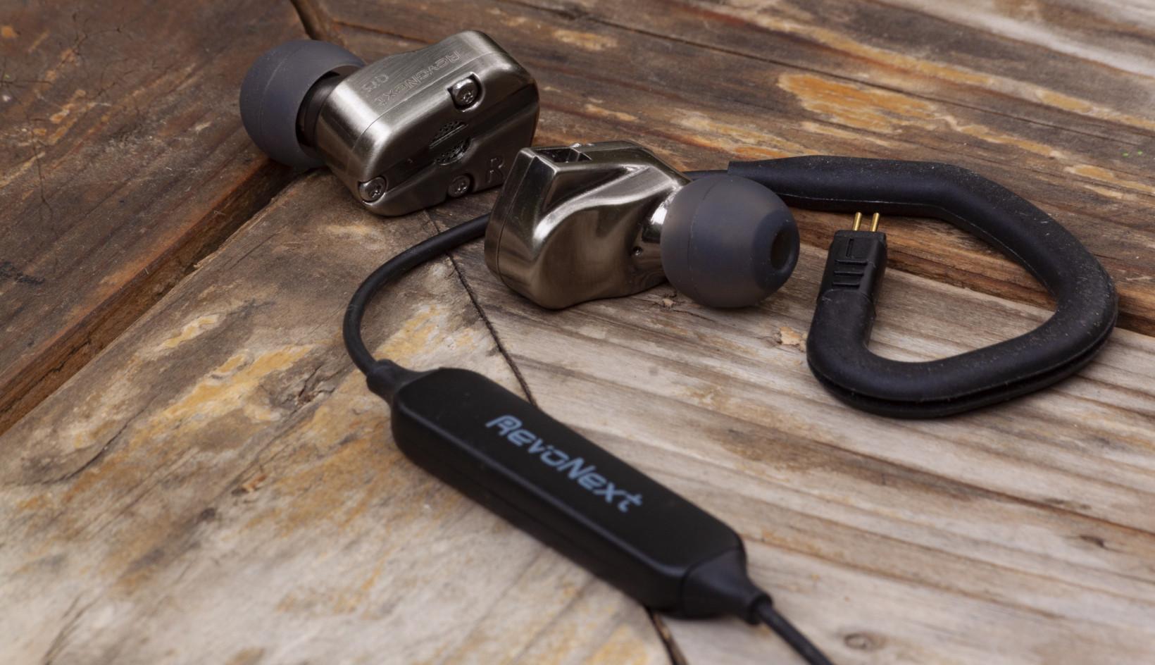 RevoNext's QT5 Earphones are among the best earphones I've tried