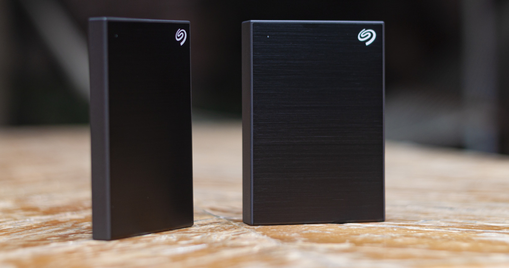 Seagate's compact, budget hard drives are perfect for backing up data on the go