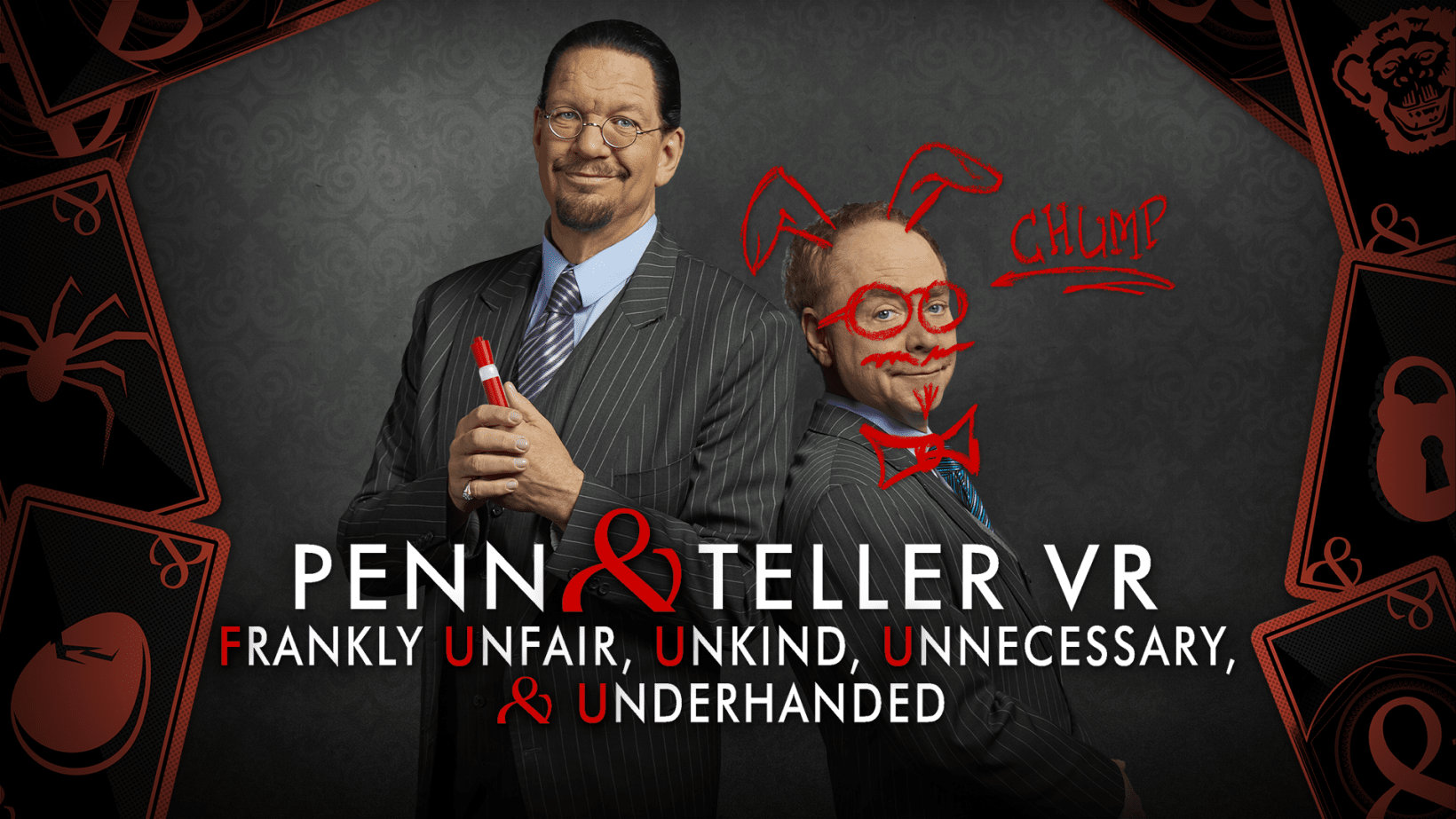 Review: Penn & Teller's VR experience is hilarious, magical, and ...