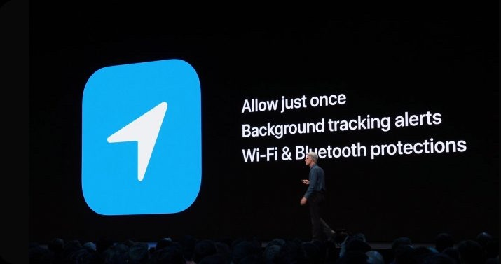 iOS 13 will show you where apps have tracked your location, on a map