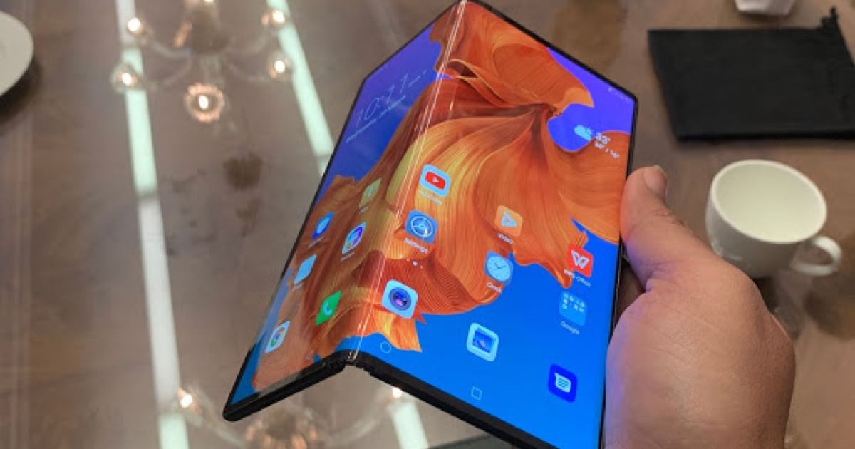 Huawei's foldable Mate X will reportedly launch this October in China