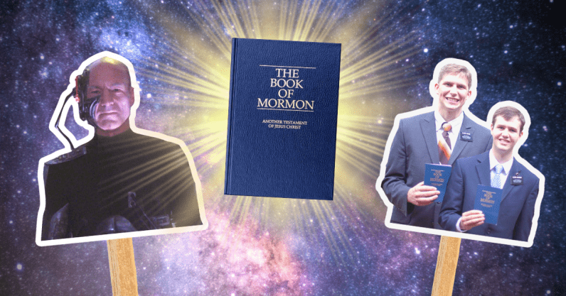 Why Mormonism is the best religion for cyborgs