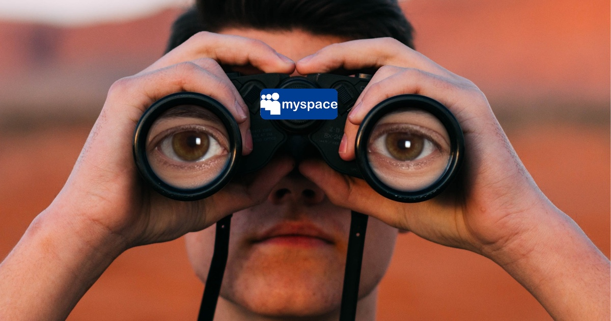Myspace spied on its users before snooping was cool
