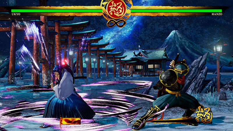 If you like your fighting games with a few more blades than usual, you'll want to check out Samurai Showdown