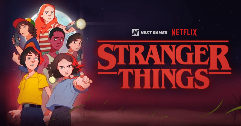 Netflix is launching two Stranger Things games