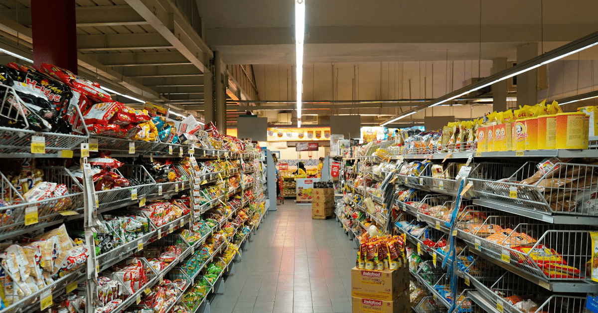 How supermarkets can reduce packaging to save the planet from drowning in garbage