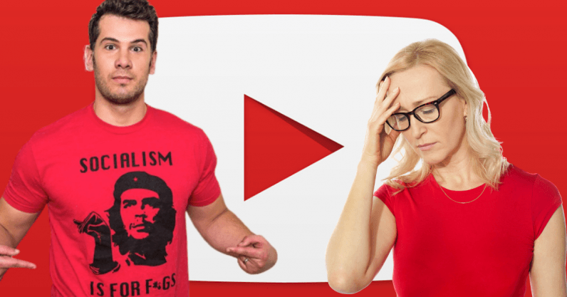 YouTube is failing the LGBTQ community by allowing Steven Crowder's homophobic slurs