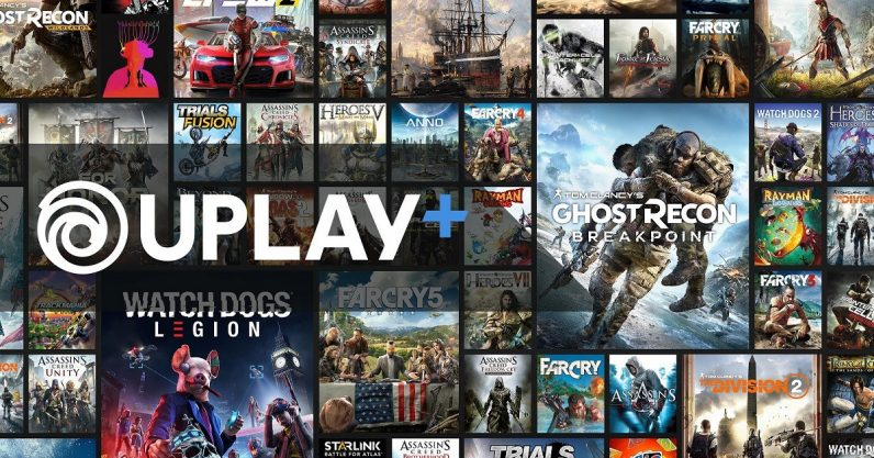 Stadia gets Ubisoft's just-announced Uplay+ subscription