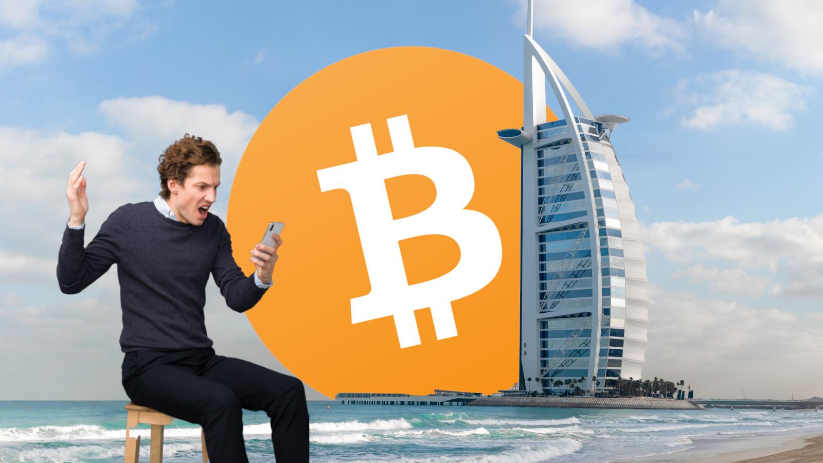trading bitcoin dubai