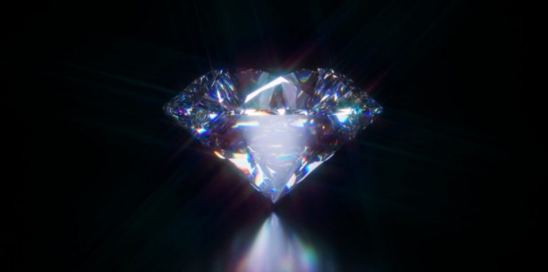 Scientists teleported quantum data into the flawed heart of a diamond