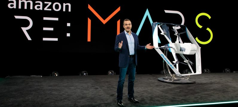 Amazon's new Prime Air drone could start making 30-minute deliveries 'within months' ...