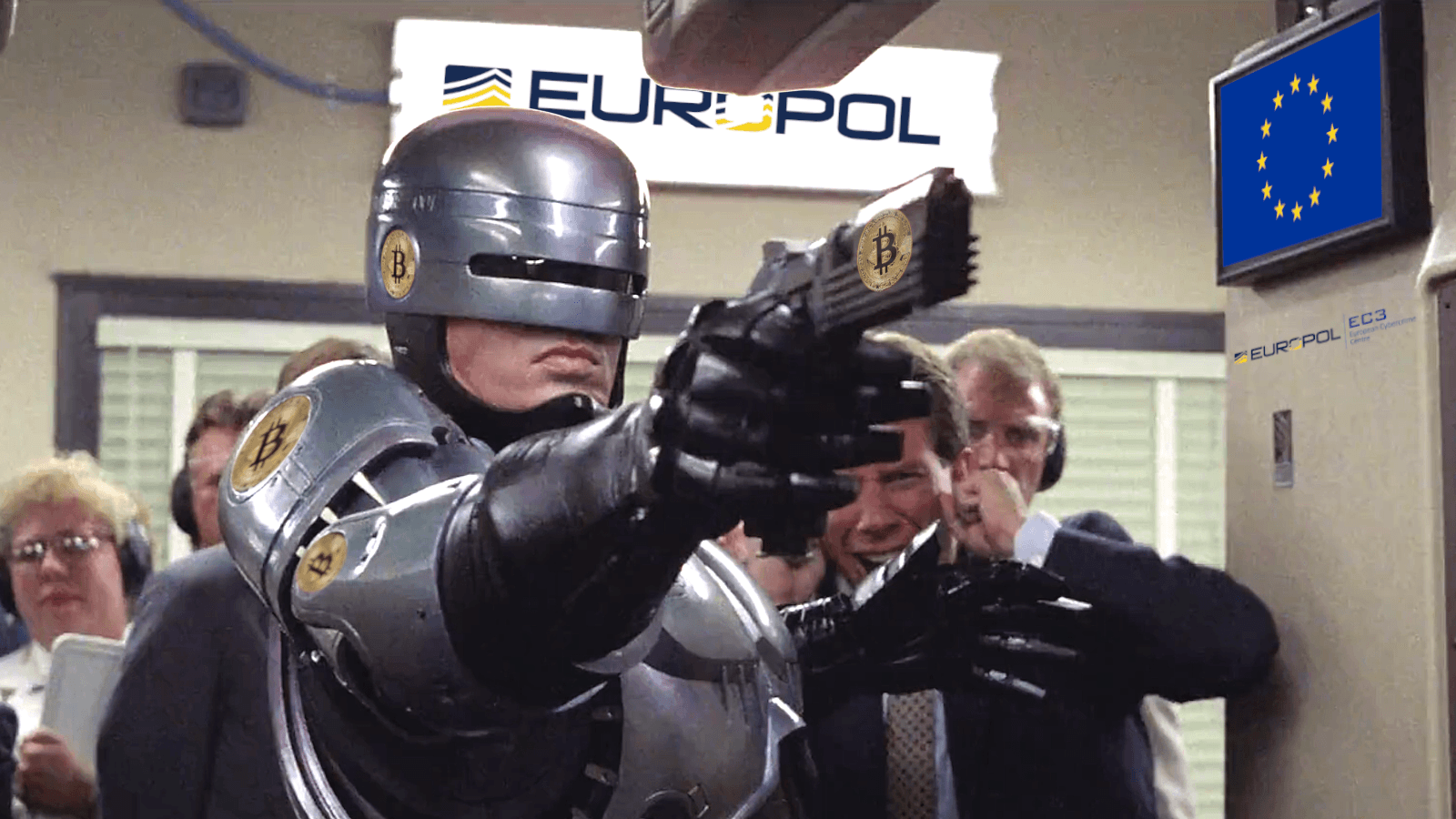 Europol is developing a 'game' to teach officers how to trace cryptocurrency