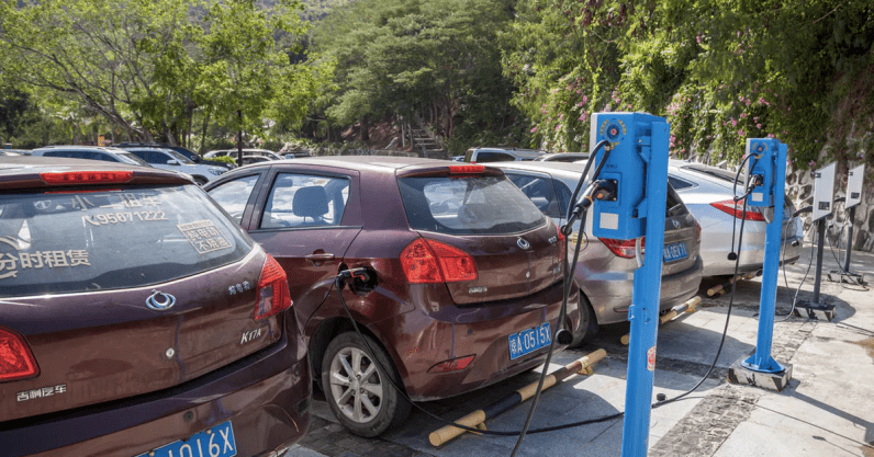 Small islands might be the first to achieve a full-electric transport system