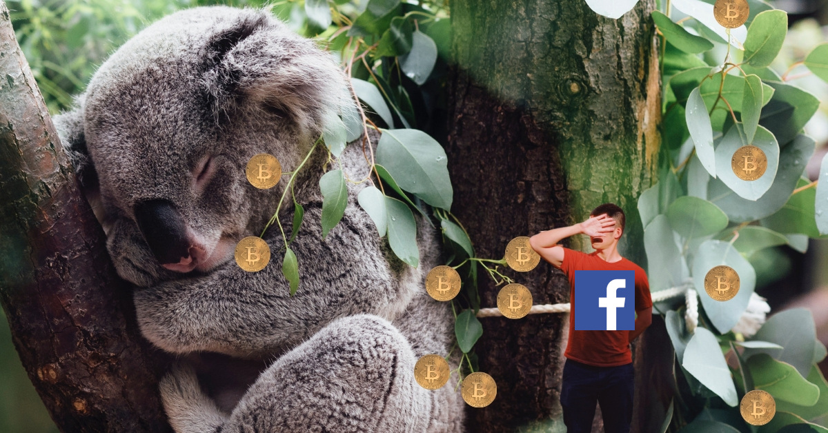 Australia: Cryptocurrency unlikely for retail payments, Facebook or not